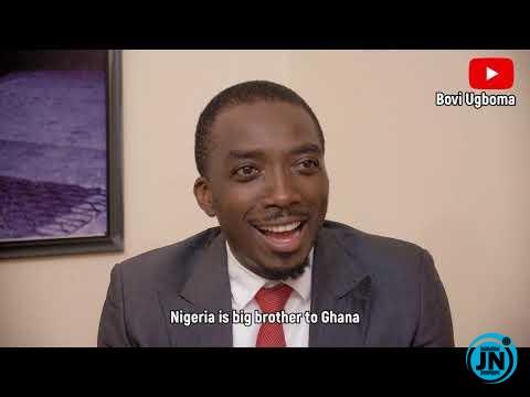 Bovi Ugboma - Banana Republic (Nigeria VS Ghana)